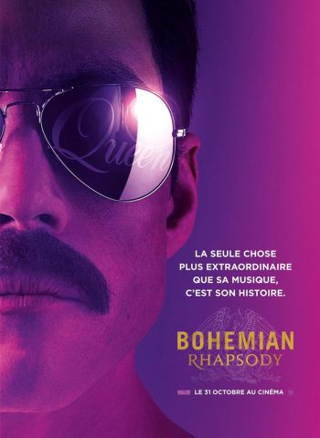 Bohemian Rhapsody affiche pinsaguel plein air