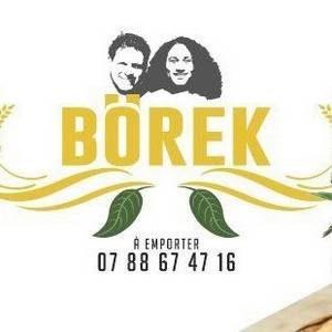 logo borek food truck