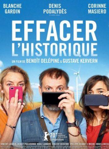 affiche film Effacer l'historique véo pinsaguel