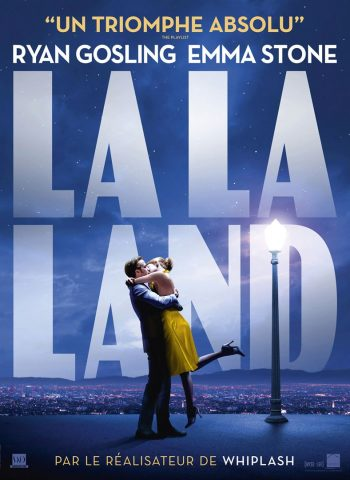Affiche film La La Land