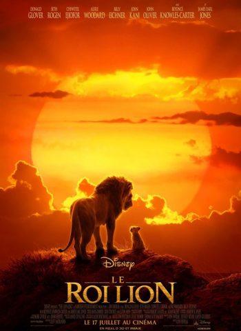 Image affiche le roi lion véo pinsaguel