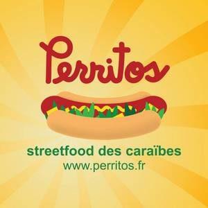 logo food truck perritos