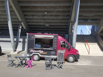 photo 6 food truck partenaire véo pinsaguel