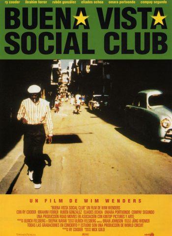 affiche film Buena Vista Social Club cinéma plein air véo pinsaguel