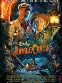 affiche film Jungle Cruise véo pinsaguel