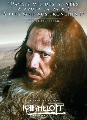 affiche film Kaamelott cinéma plein air véo pinsaguel