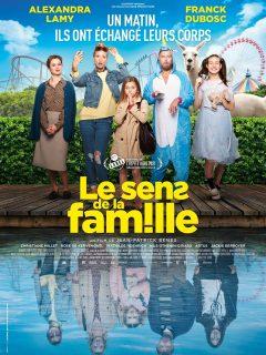 affiche film Le Sens de la famille cinéma plein air véo pinsaguel