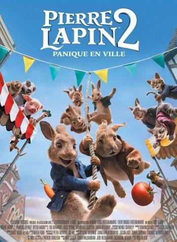 affiche film Pierre Lapin 2 véo pinsaguel cinema plein air