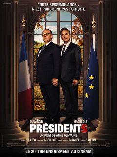affiche film Présidents cinéma pinsaguel véo plein air