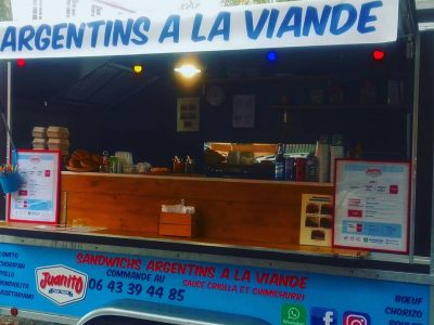 photo 5 food truck partenaire véo pinsaguel