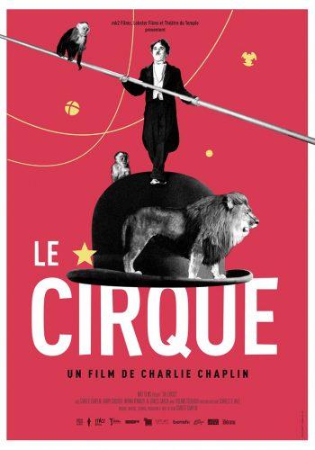 Affiche du film Le Cirque - Véo