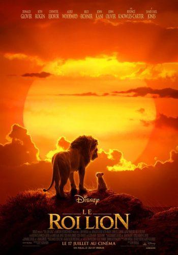 affiche film le roi lion - Véo - Château de Pinsaguel - cinéma plein air