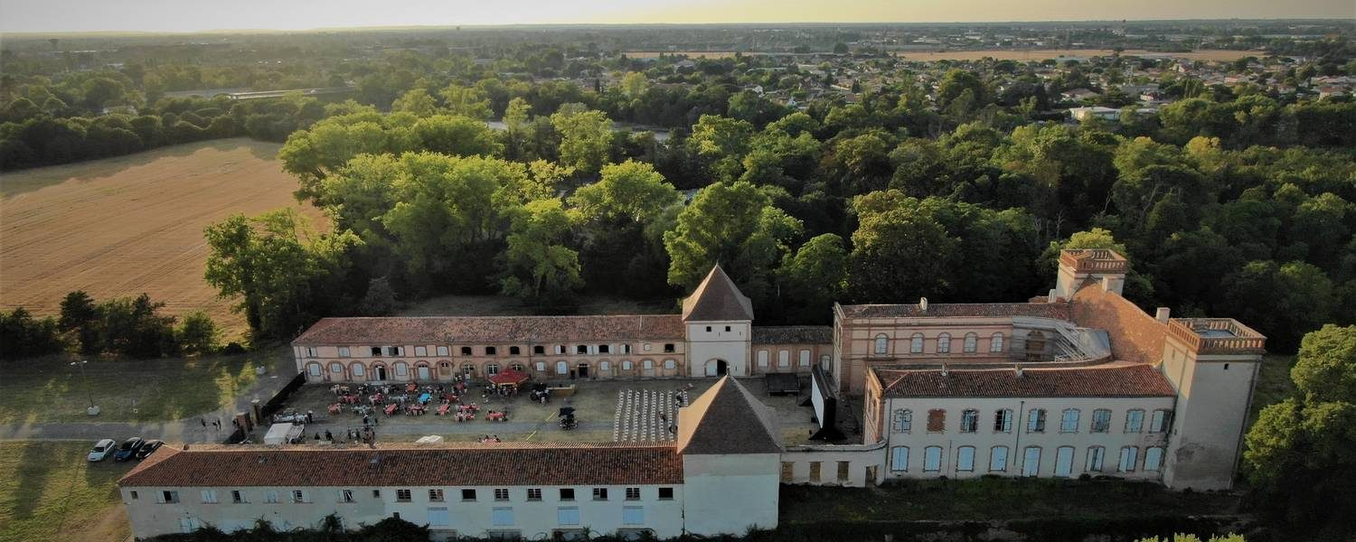 photo cinema plein air chateau bertier pinsaguel véo 2020