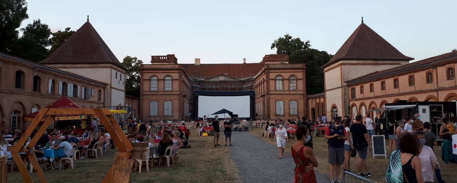 photo cinema plein guinguette pinsaguel véo 2020
