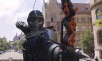 photo film Black Widow cinéma plein air véo pinsaguel 3