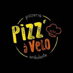 logo pizz à velo food truck
